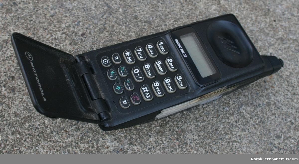 Mobiltelefon Fabrikat:  Motorola Type: P-DPCV SER.NR: 190GTN4189