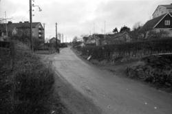 """Text till bilden: """"Uppröjning av Lelångebanan ovanför Lasare"""