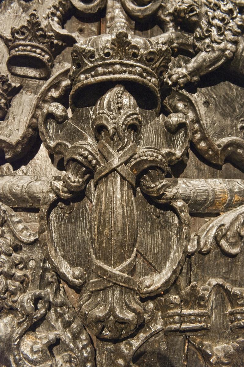 fotografering av Vasas skulpturer