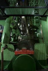 Fartyg: SANKT ERIK                     Bredd över allt 17,01 meter Längd över allt 60,05 meter Maskinstyrka 4000 ind hkr Reg. Nr.: 5678 Rederi: Statens maritima museer Byggår: 1915 Varv: Bergsunds MV
