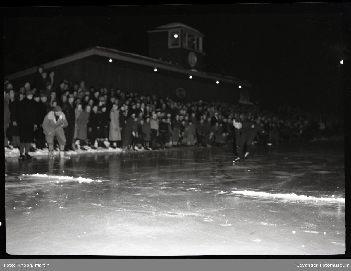 Skøyteløp på Steinkjer  III