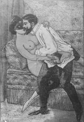 erotisk kunst Fauske