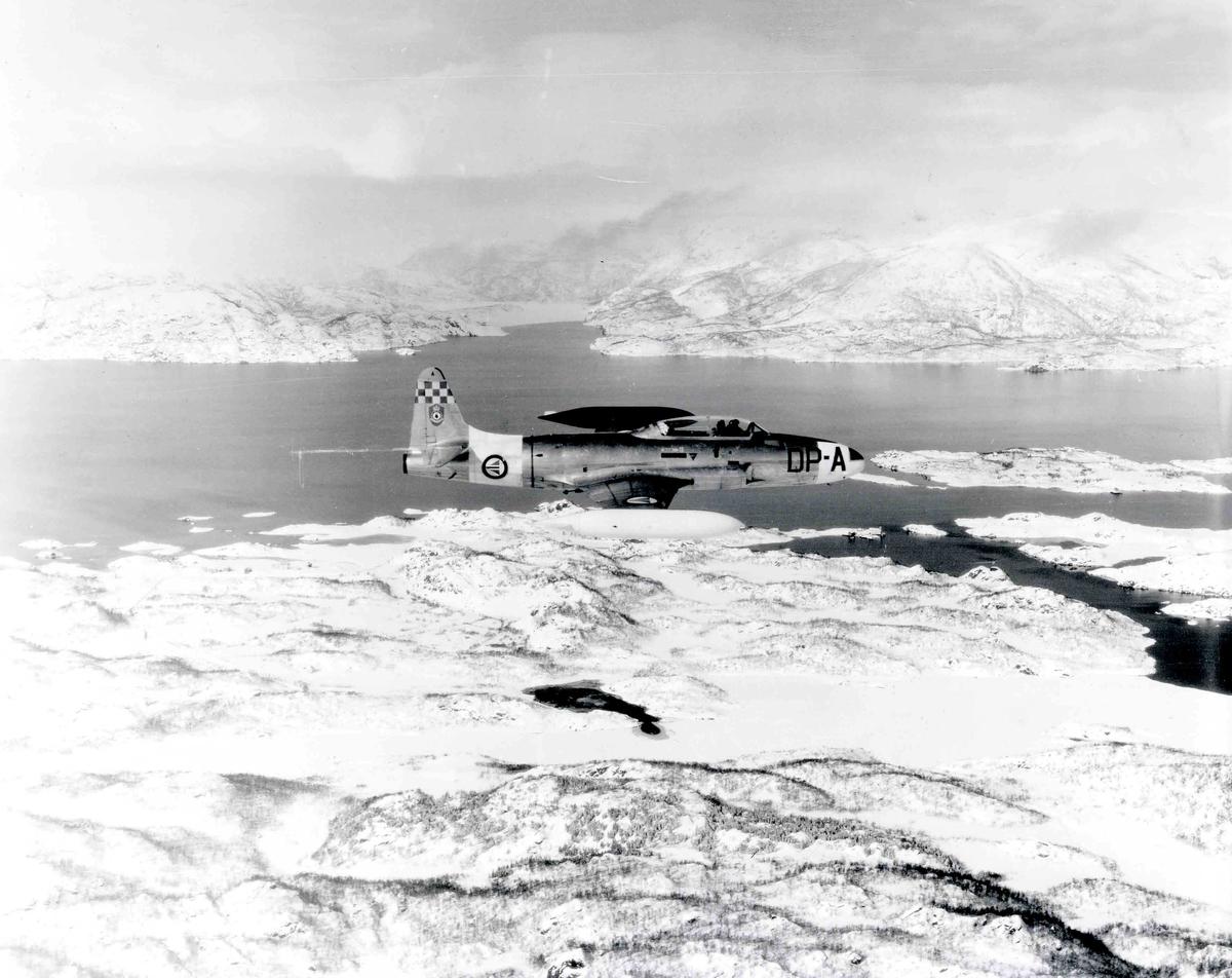 Ett fly i lufta, T-33   718 skv.