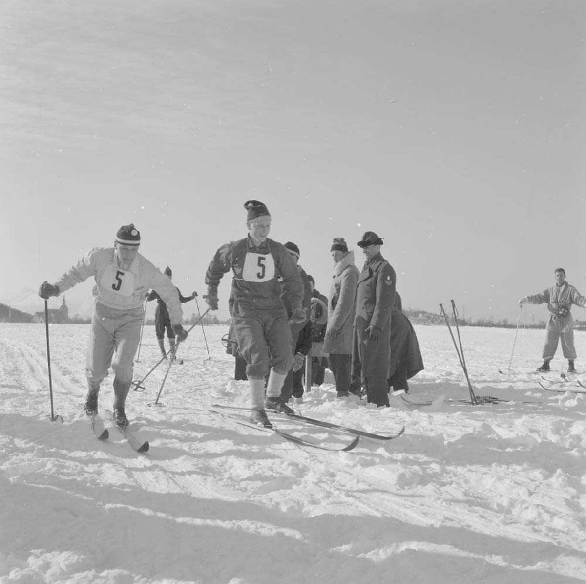 LK-mesterskapet på ski, 3 x 10 km.