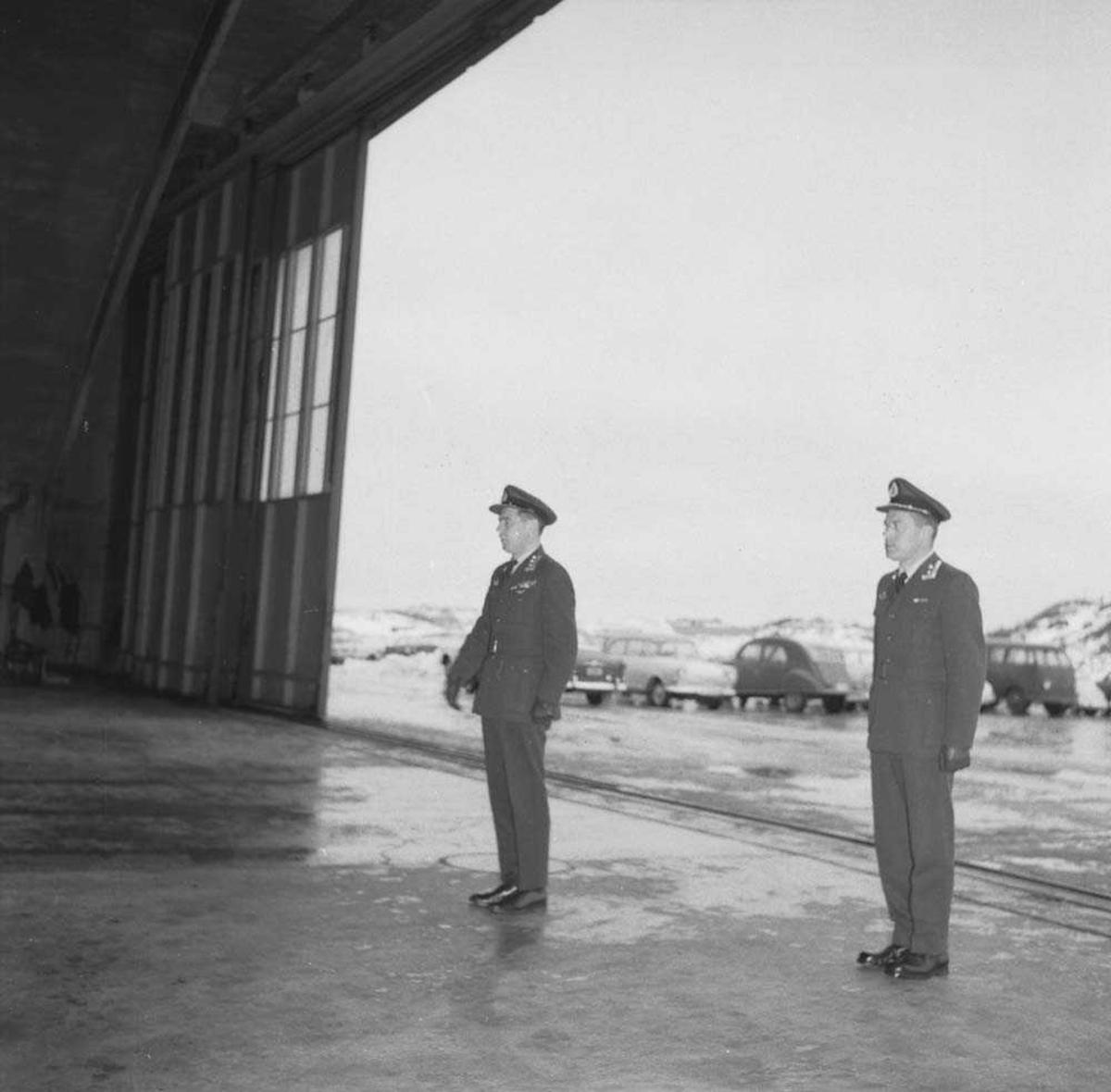 Operasjonsgruppen, Bodø flystasjon, foretar sjefsskifte.