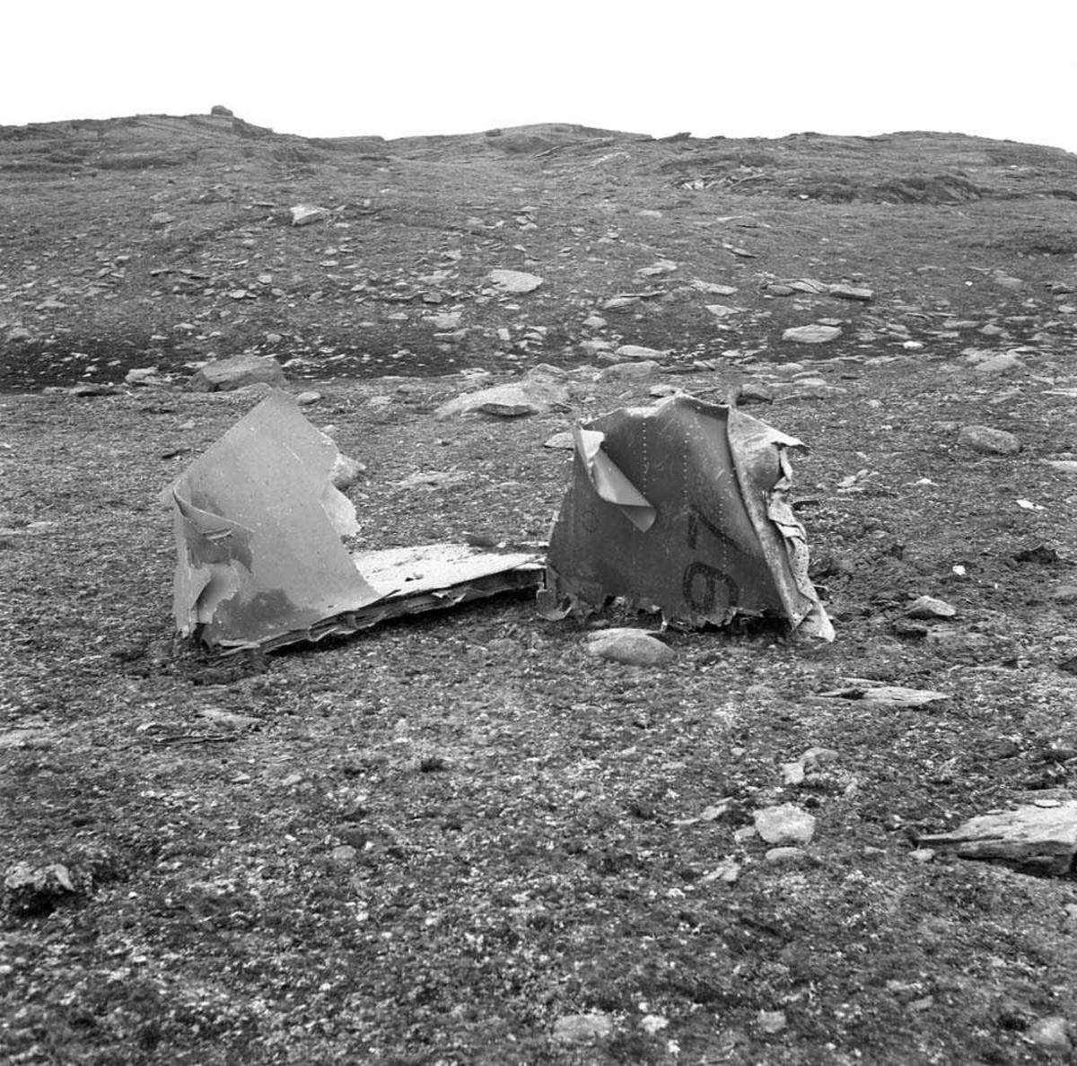 En CF-104 Starfighter, 334 skvadron, Bodø flystasjon, har havarert ved Revtind, som ligger mellom Beiardalen og Blakkådalen i Beiarn, Nordland.