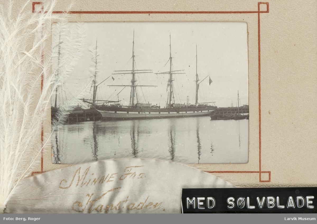 Ukjent Larvikskip i Capestaden