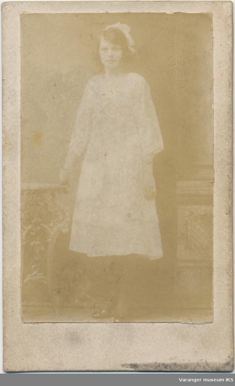 Portrett, Sigfryda Pedersen