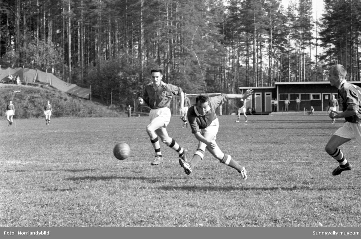 Fotboll, Matfors-Ljunga.