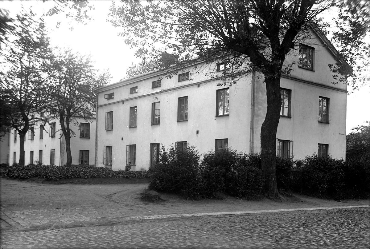 """""""Bostäderna"""" i kvarter Jägmästaren och Järnbäraren i Jönköping."""