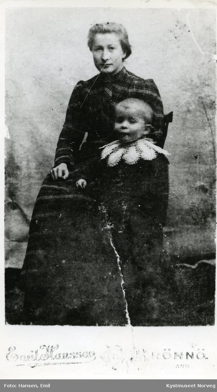 Henny og Fridtjof Selliseth