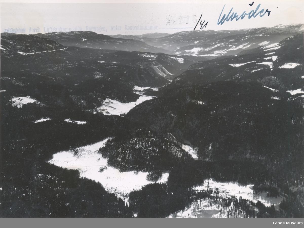 Flyfoto Begnadalen