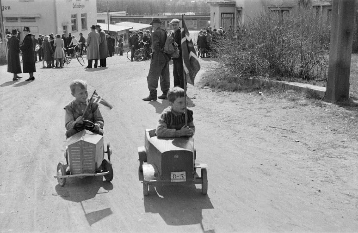 Frigjøringsdagene 1945. Elverum.