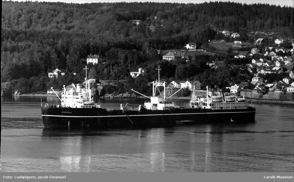Fartøy, hvalkokeriet Norhval