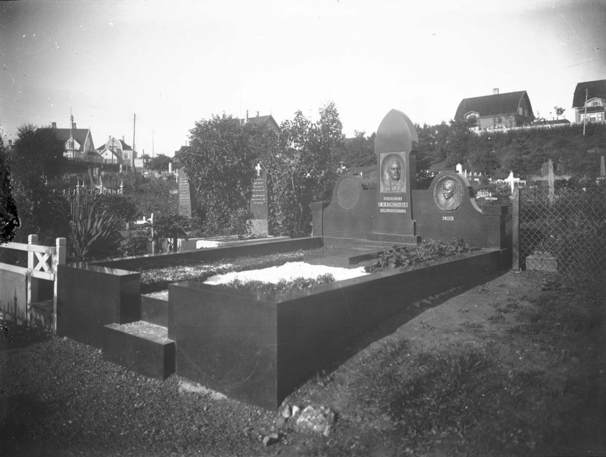 Kirkegård - Gravsted.