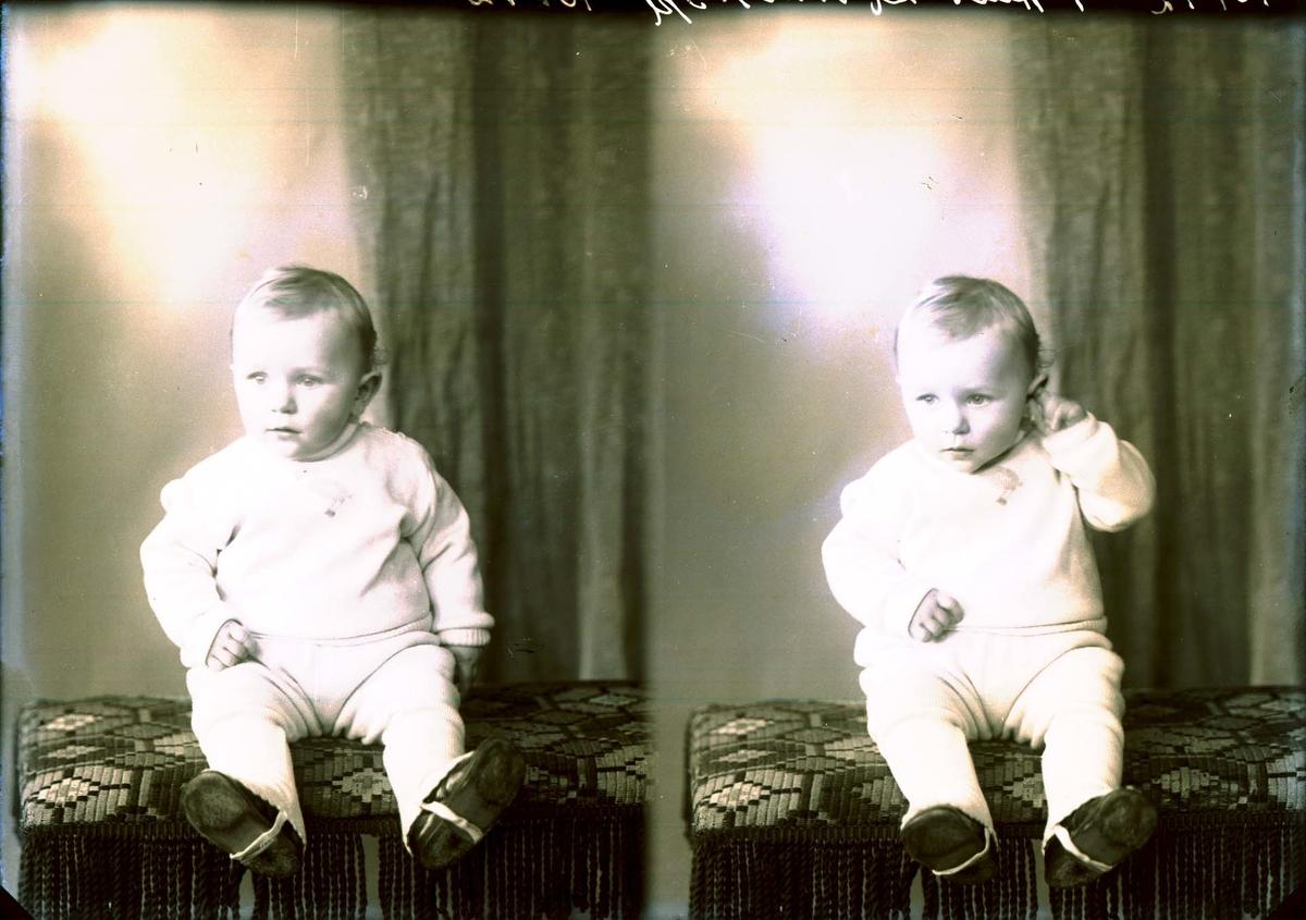 Portrett - Liten gutt.