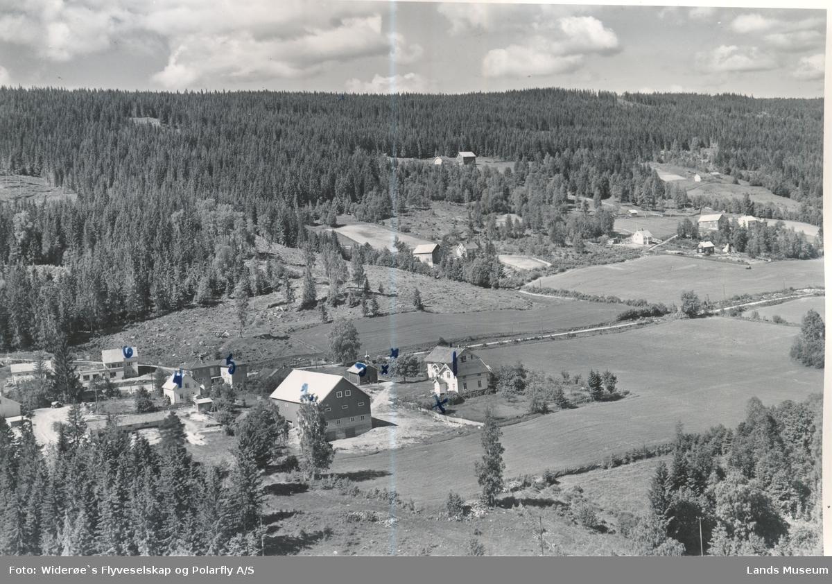 Flyfoto Engelien nordre
