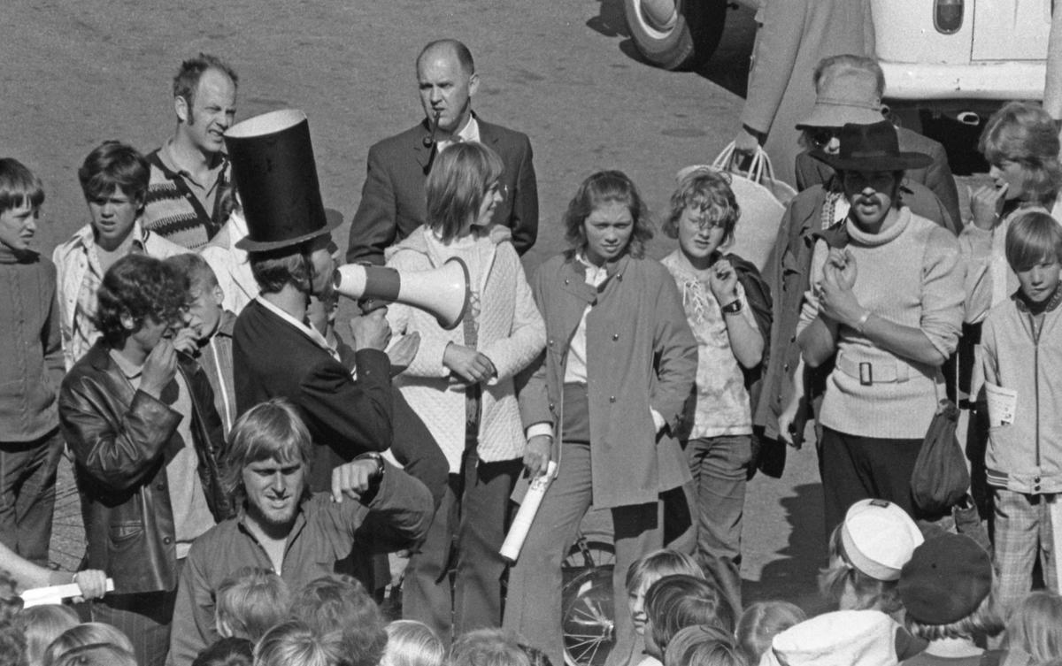 Vise & Lyrikkfestivalen 1-4/7-1971
