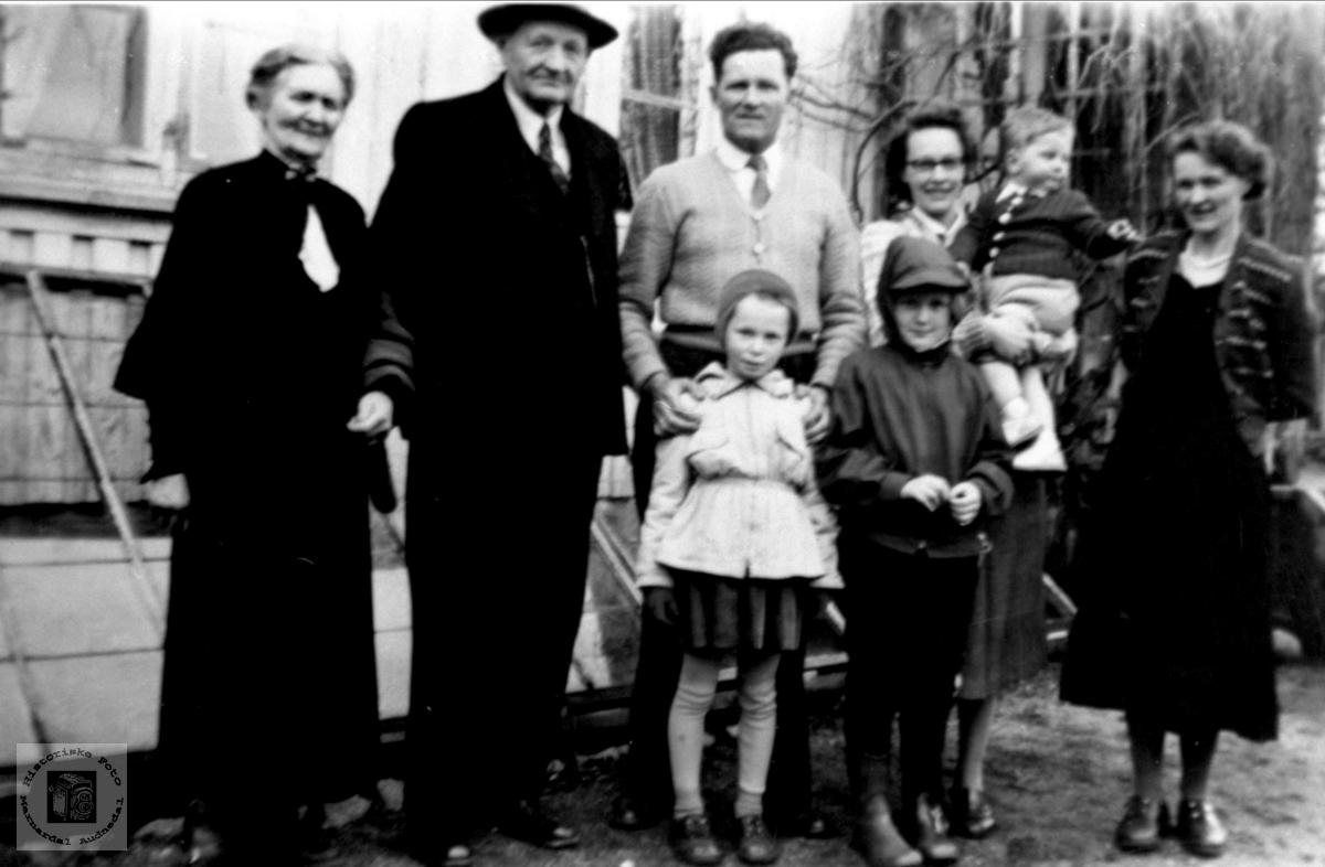 Familiegruppe Øyslebø