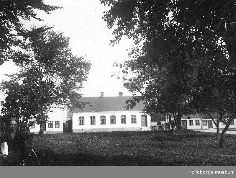 Ajgeldingers barnhem, Västergatan