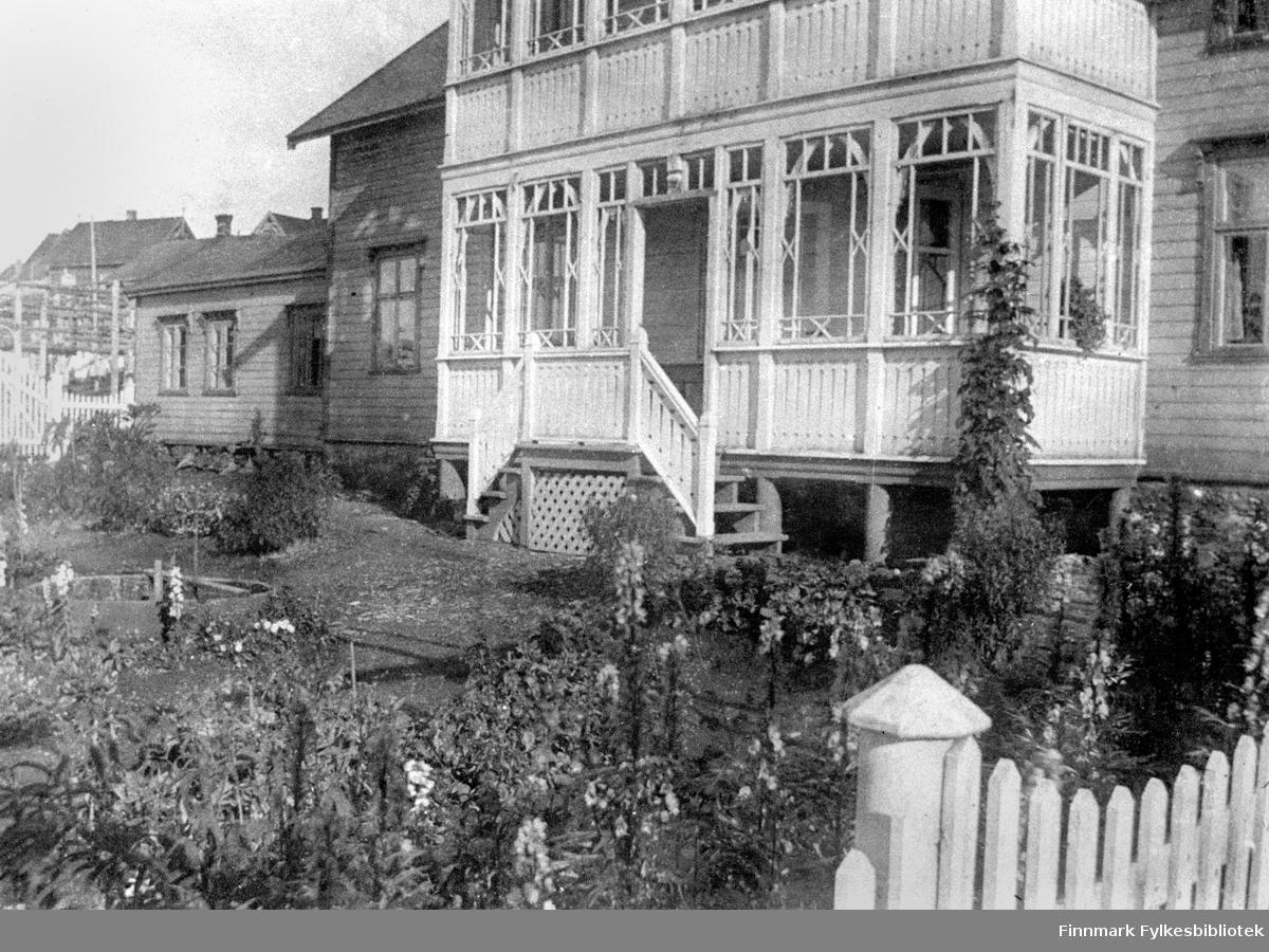 Øvres bolig i Mehamn.