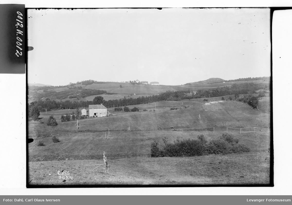 Trana gård på åskammen