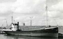 Ägare:/1950-65/: AB Bröderna Kristiansson & Co. Hemort: Grav