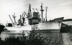 Ägare:/1973-81/: Argostoli Compania Naviera S.A. Hemort: Pei