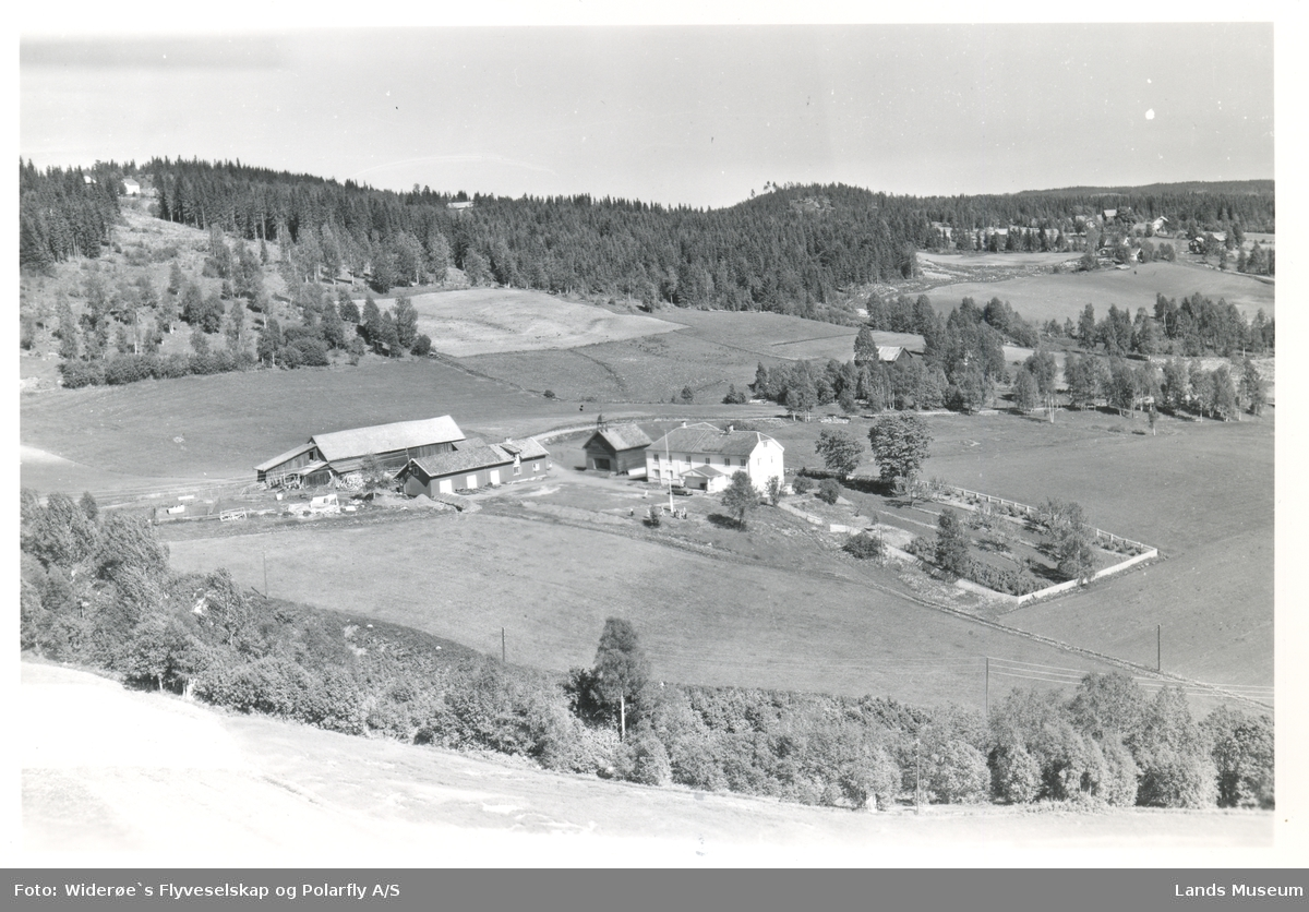Øverby, Bergegarda