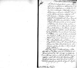 Syneprotokoll 1853-1875. Forstena V Tunhem