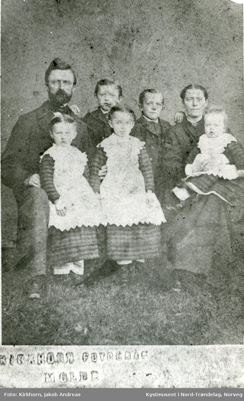 Prestefamilien Aafoss