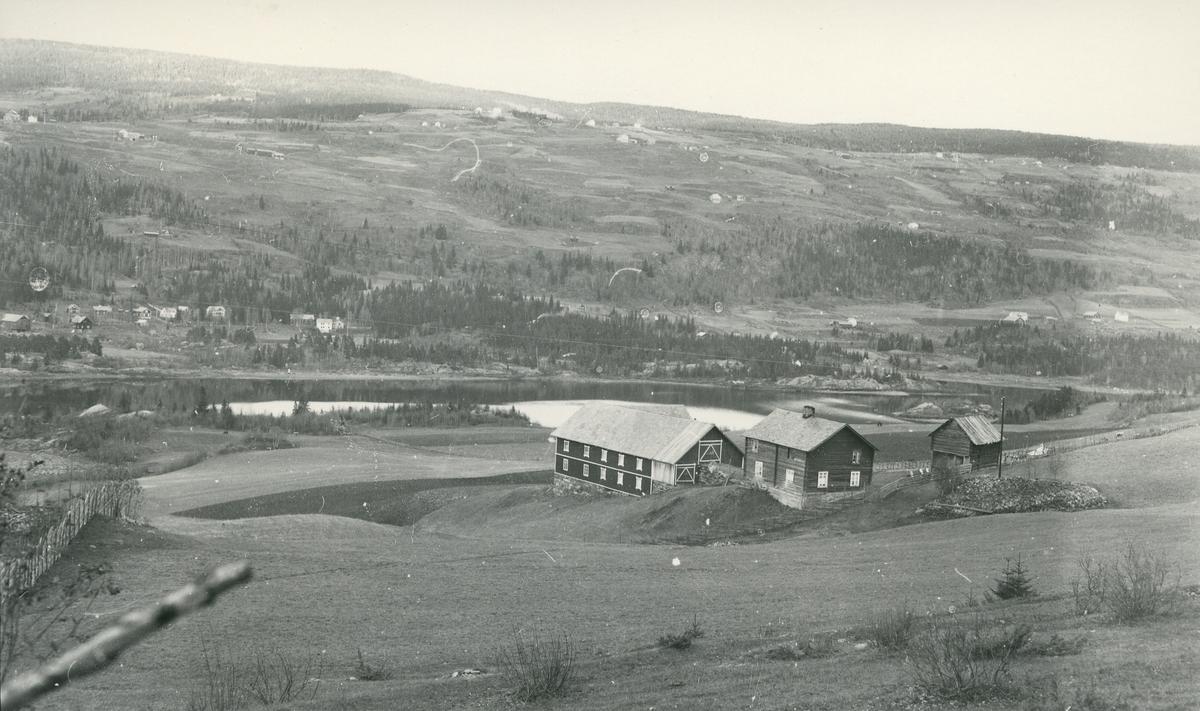 Bygninger på Søre Hamarsnes, Vestre Slidre