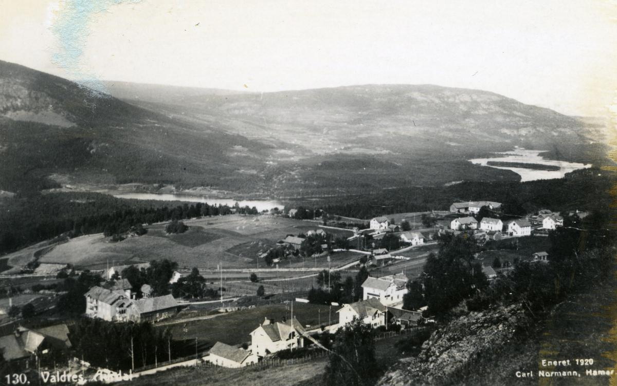 Utsyn over Aurdal