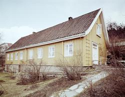Hos Helge Reff i Drøbak.