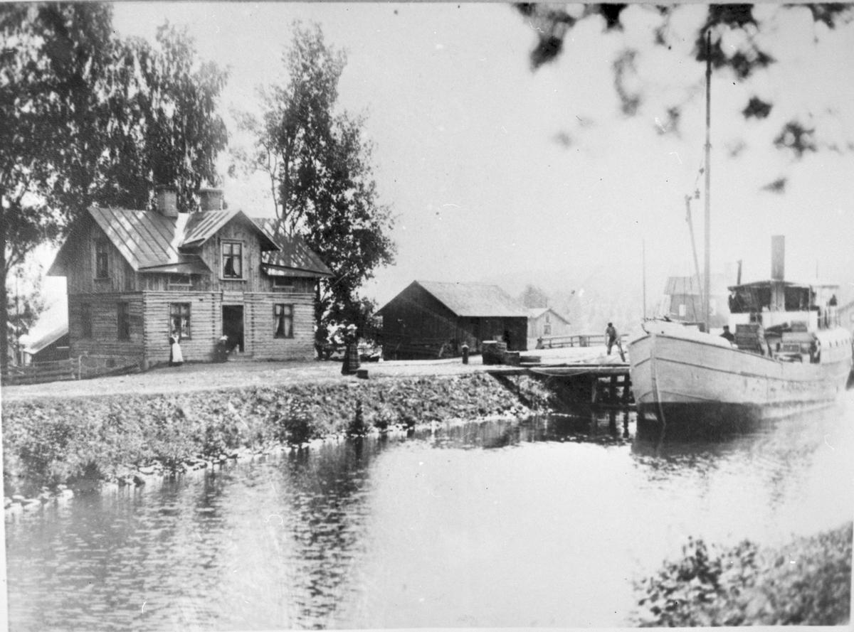 Slussen Bengtsfors