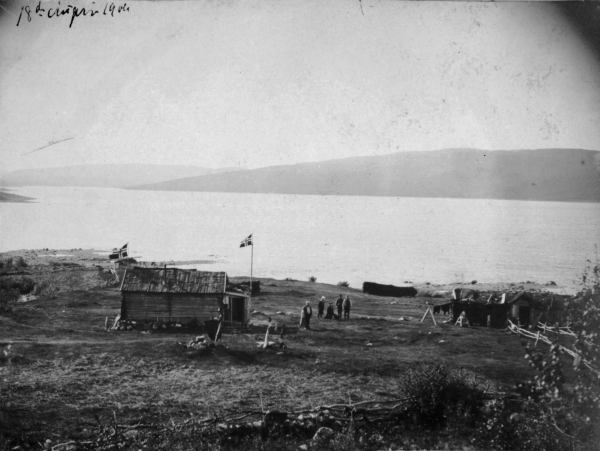 18. august 1906. Sanatoriet for humørsyke