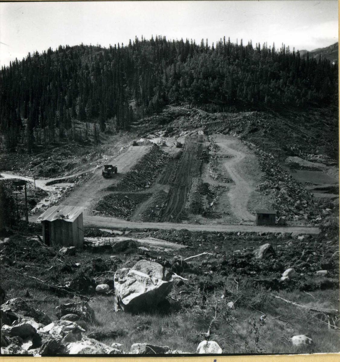 738-6 Start dam Botnedalen
