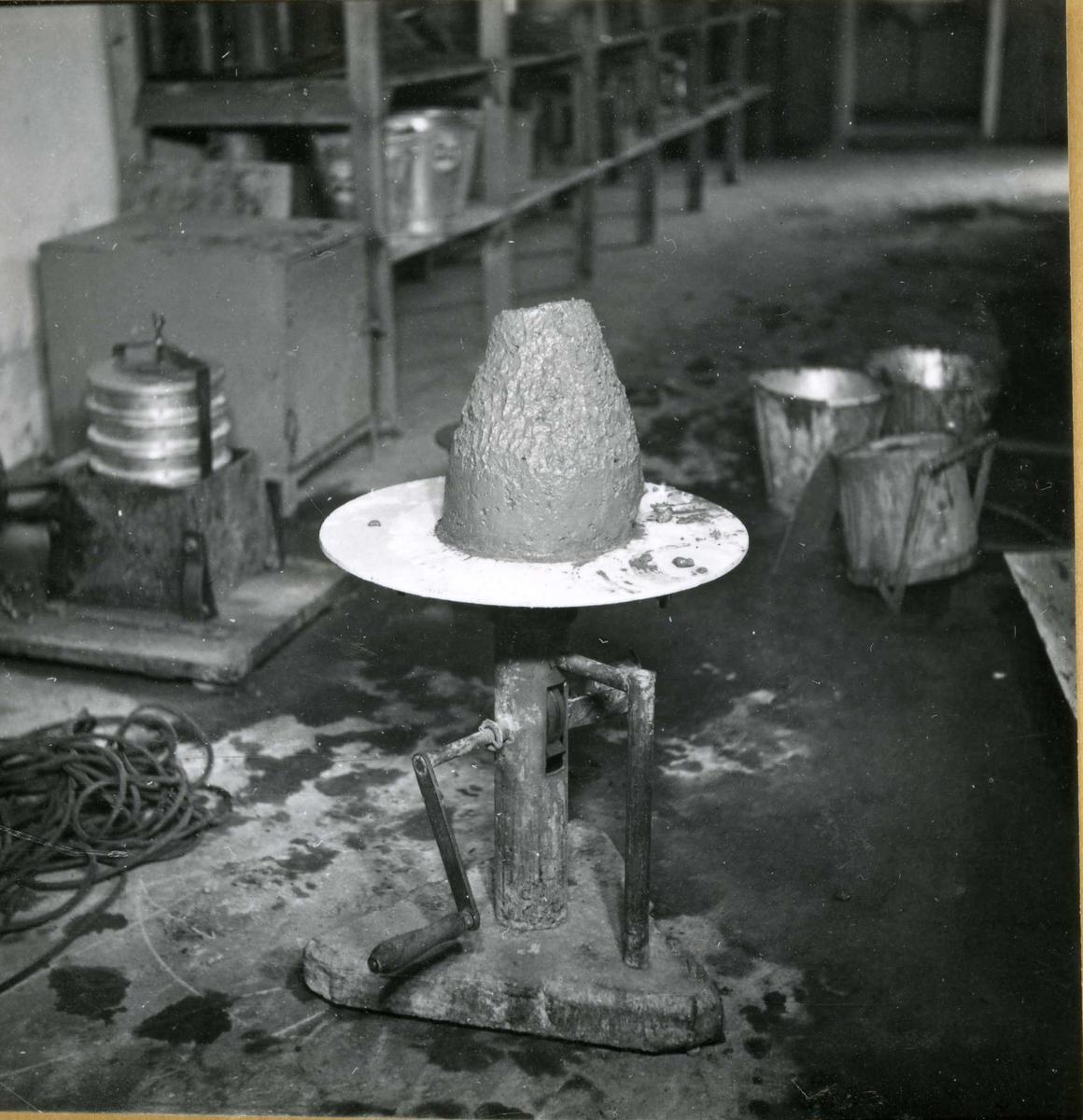 Dalen 11, betong mai 61