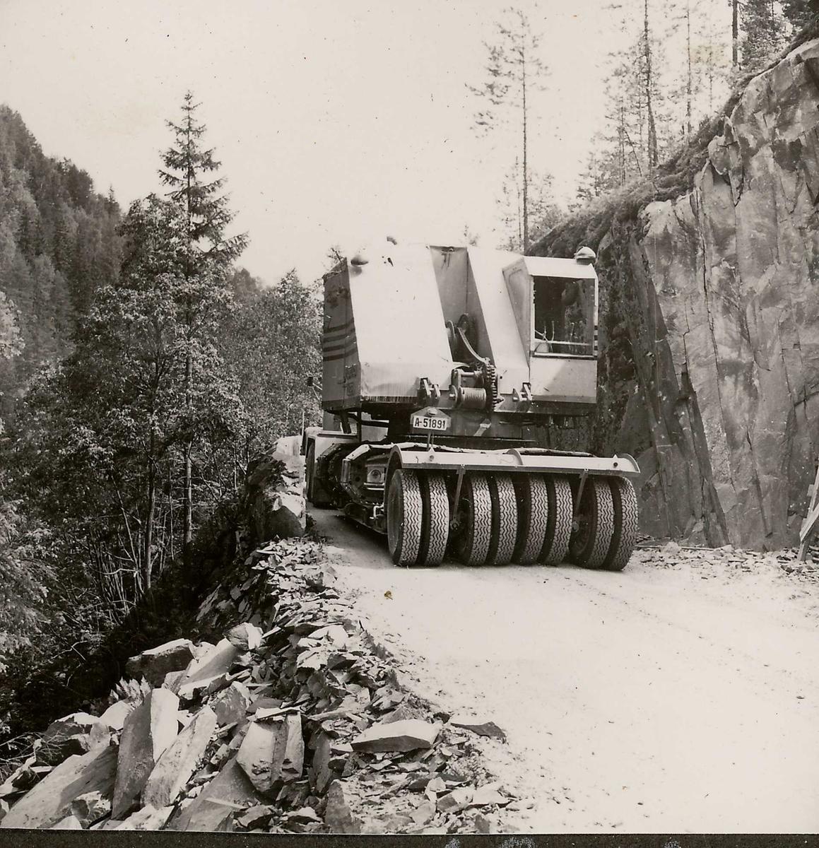 Transp Åmot- Dalen 13, juli 58