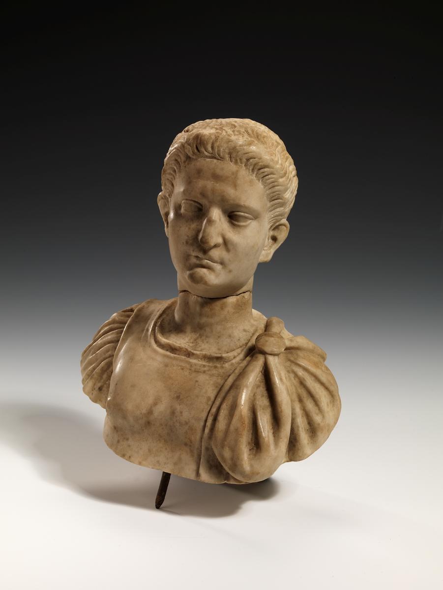Moderne portrettbyste av Domitian [Byste]