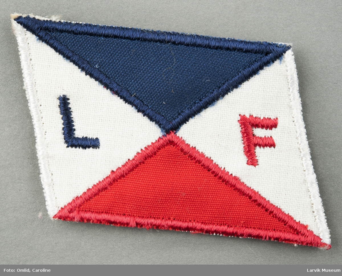 Larvik-Fredrikshavnlogo LF