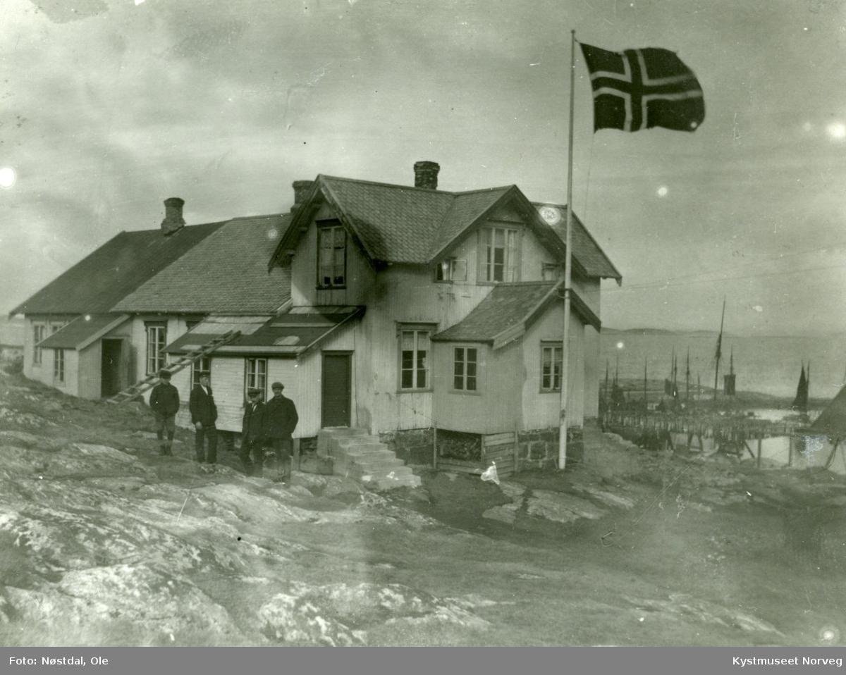 Fiskarheimen i Nordøyan