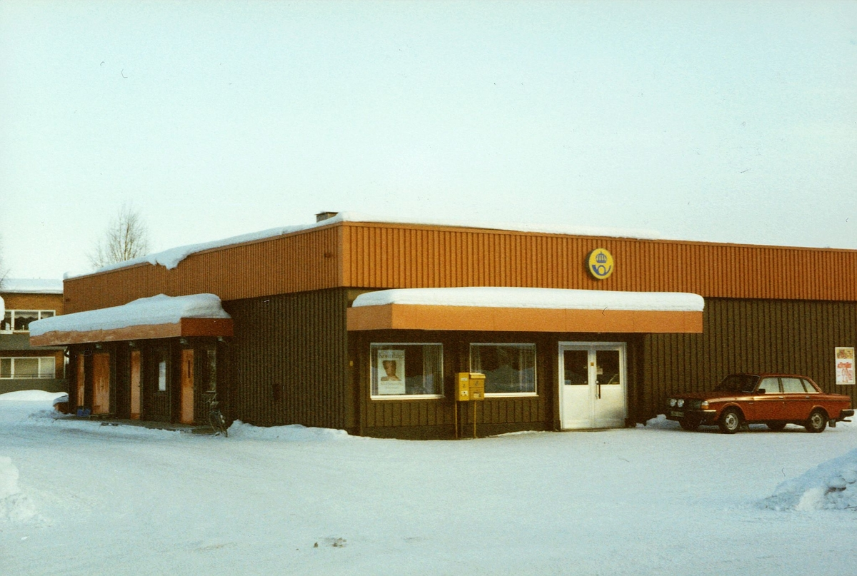 Postkontoret 911 02 Vännäsby