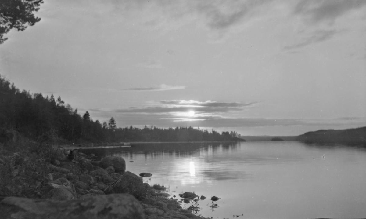 Naturbilde fra Pasvikelva.
