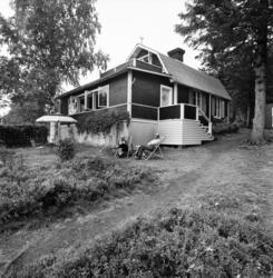 Magnussons sommarstuga i Stenvik på Alnö.