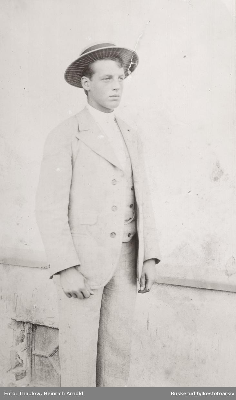 Nils Thaulow i  1899