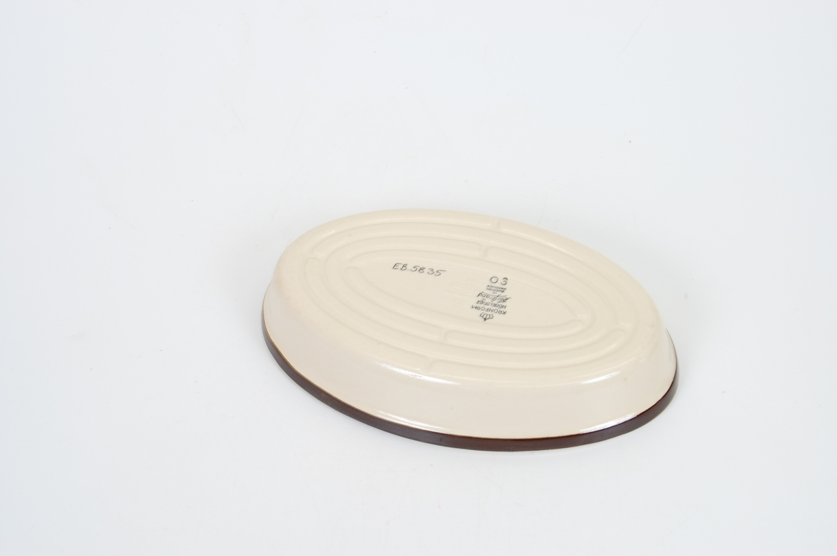Form: Oval