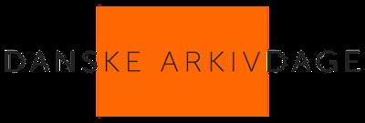 De danske arkivdage - logo. Foto/Photo