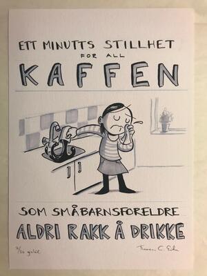 Therese Eide, signert og nummerert gicléetrykk opplag: 50 på Hahnemühle William Turner arkivpapir. A4 format kr 1200,- (Foto/Photo)