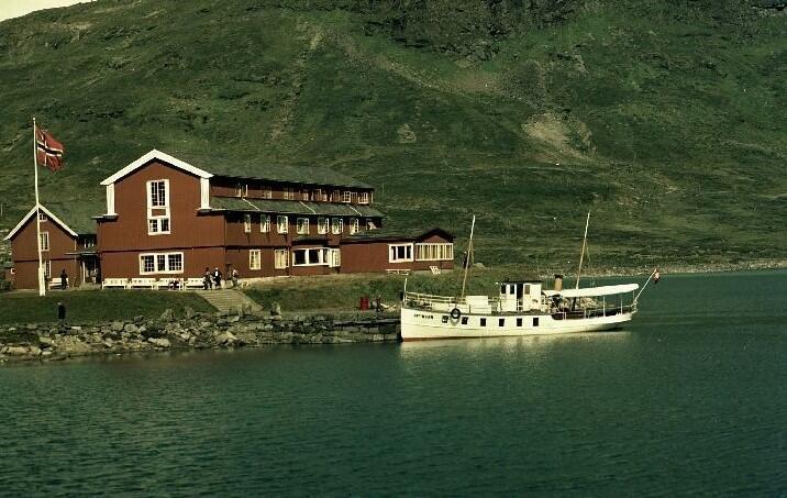 Eidsbugarden hotell, Vang, Valdres. Foto: Valdres Folkemuseum. (Foto/Photo)